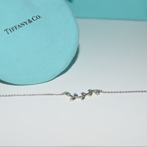 ❤️FINAL PRICE❤️ Tiffany & Co Olive Leaf Bracelet